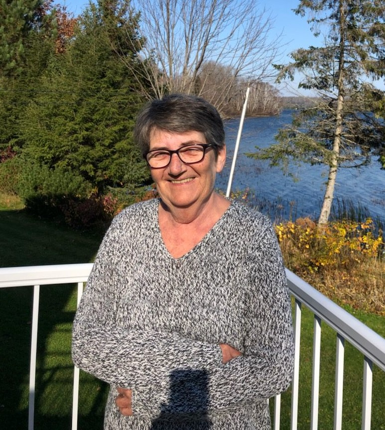 Portrait de bénévole – Danielle Longpré