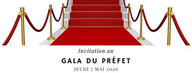 Gala du préfet 2020