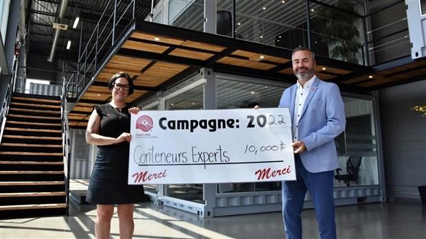 La campagne 2021 de Centraide Sud-Ouest du Québec (SOQ) prend son envol sous la présidence de M. Pierjean Savard